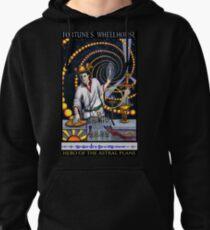 Fortune's Wheelhouse Tabula Mundi Tarot Magus Pullover Hoodie