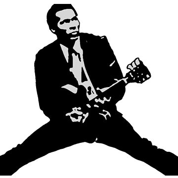 Chuck Berry by thecraigwest