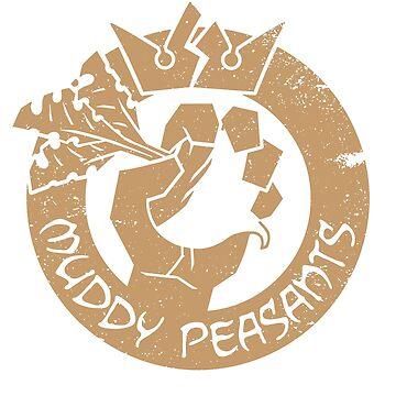 Muddy Peasants (Tan) by majic13