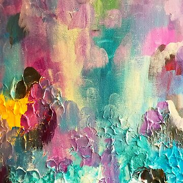 Abstract Painting by KathrinLegg
