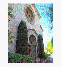 Historic Church Photographic Print