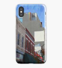 ABQ Buildings iPhone Case/Skin