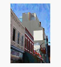 ABQ Buildings Photographic Print