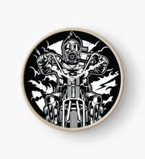 Reloj Gasmask-Chopper