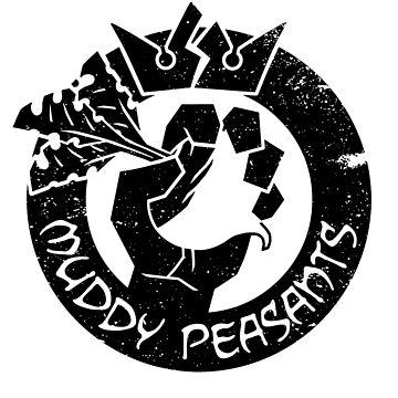 Muddy Peasants (Black) by majic13