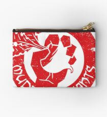 Muddy Peasants (Red) Studio Pouch