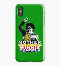 Mother of South Africa iPhone Case