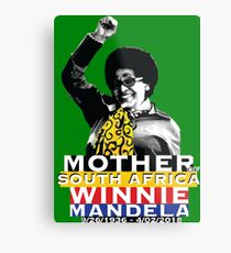 Mother of South Africa Metal Print