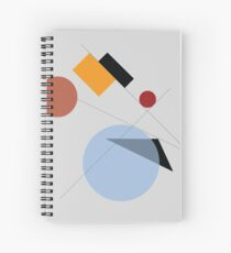 Bauhaus Spiral Notebook