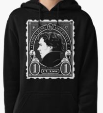 First Class Consulting Detective  Pullover Hoodie