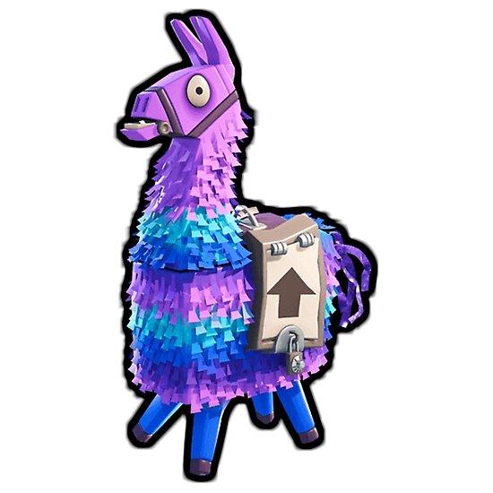Fortnite head. Llama clipart aimbot gpc