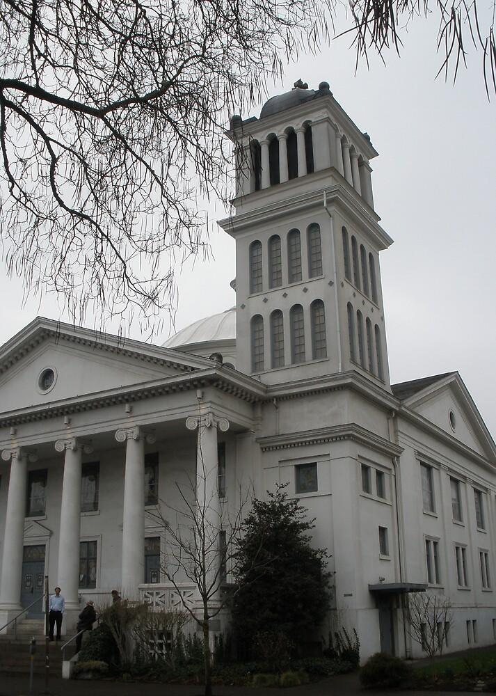 First Christian Church by Thundercatt99
