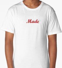 Evil isn't born, it's Made Long T-Shirt