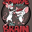 Zombie and the Brain von Jen Pauker