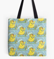 APRIL SHOWERS CHICK Tote Bag