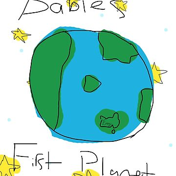 Baby's First Planet  by EmmyPipster