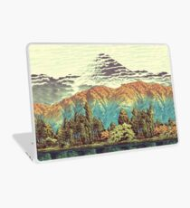 The Unknown Hills in Kamakura Laptop Skin