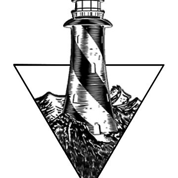 Lighthouse Triangle by Hendo98
