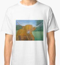 Highland Coo Classic T-Shirt