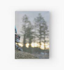 voltron black lion sunset Hardcover Journal