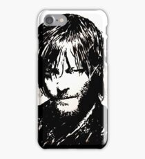 Walking Dead Daryl Dixon iPhone Case/Skin