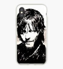 Walking Dead Daryl Dixon iPhone Case