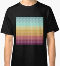 Vintage Triangles Classic T-Shirt