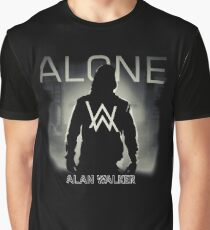b800937a4 Dont BE Alone Alan Walker Is Here Graphic T-Shirt