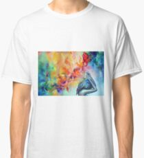 To Bid You Farewell, 120-80cm, 2018, oil on canvas Classic T-Shirt