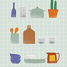 Kitchen Essential by annisatiarau
