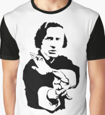 Chopin Fighter Graphic T-Shirt