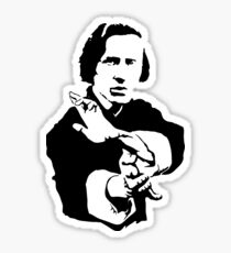 Chopin Fighter Sticker