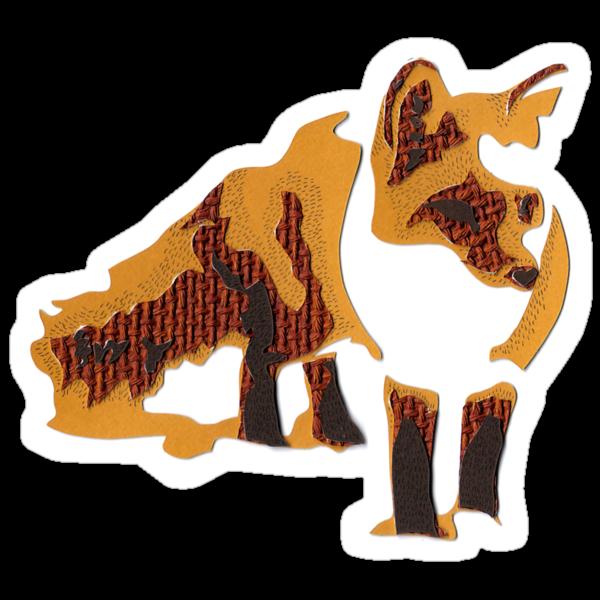 Fox Confessor. by ayarti