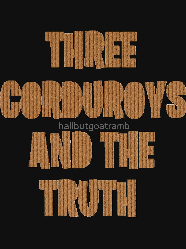 three cords and the truth