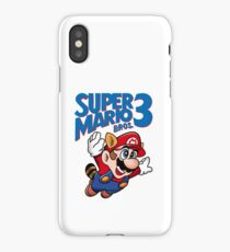 Super Mario Bros. 3 iPhone Case/Skin