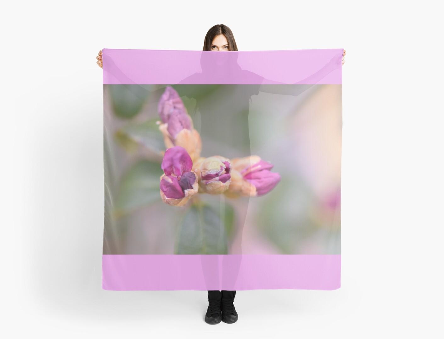 Flower Buds by Aylishliane
