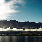 Cloudy dark mountains by TheOtherErre