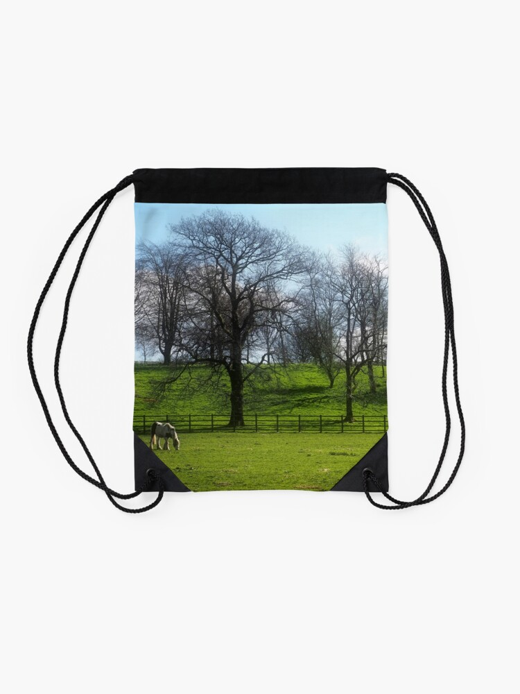 Alternate view of Rural Somerset Drawstring Bag