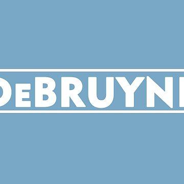 #DeBruyne by Matty723
