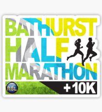Bathurst Half Marathon + 10k Sticker