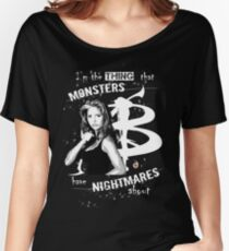 BUFFY: NIGHTMARES Women's Relaxed Fit T-Shirt