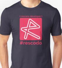 #rescode - Fanshirt Unisex T-Shirt