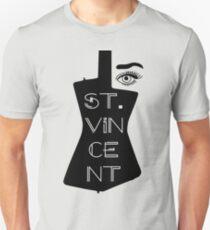 St Vincent Unisex T-Shirt