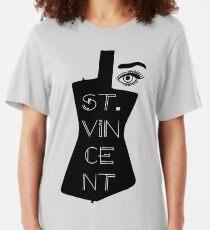St Vincent Slim Fit T-Shirt