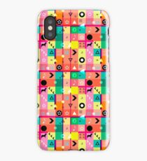 GEOMETRIC gift original # icon's abstract pattern iPhone Case