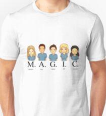 Camiseta ajustada MAGIA