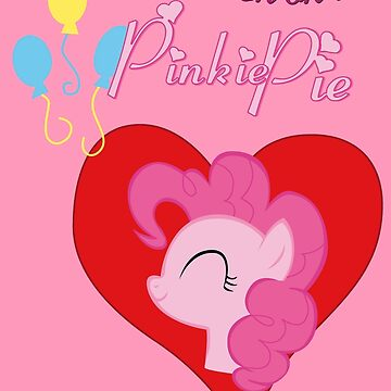 I have a crush on... Pinkie Pie - with text by Stinkehund