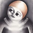 Moon man by lilbiscuit
