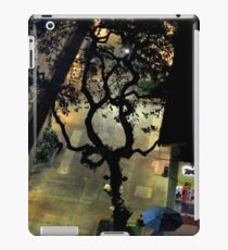 Lonely Tree at Night iPad Case/Skin