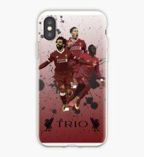 Liverpool Salah Firmino Mane iPhone Case